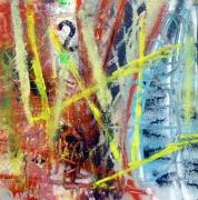tableau abstrait : abécédaire 4