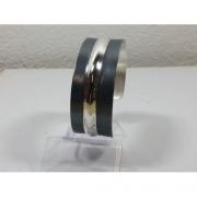 bijoux autres bracelet argent oxyde forge : bracelet argent oxydé