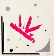 tableau abstrait abstrai achat tableau moderne : Evasion
