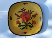autres fleurs : assiette à la fleur 2