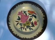 autres fleurs : assiette à la fleur 3