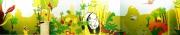 deco design paysages fresque jungle animaux mural : fresque