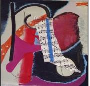 tableau abstrait : Composition