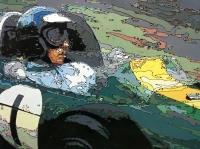 Lotus . Jim Clark