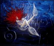 tableau personnages : métamorphose aquatique
