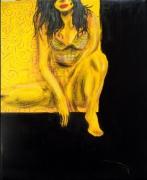 tableau personnages : jaune