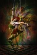 art numerique : real doll dance