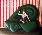 tableau personnages : miss boudoir