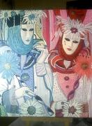 tableau : Carnaval de Venise