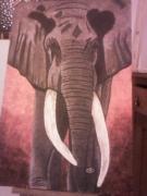 tableau : Elephant
