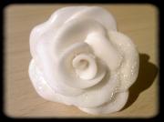 bijoux fleurs bague fleur : bagues ROSE