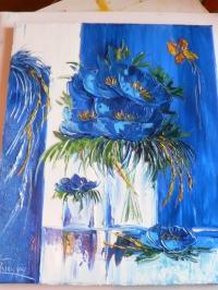 symphonie bleu