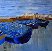 tableau paysages : Essaouira