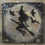 tableau animaux becasse sorciere reine des bois oiseau : La bécasse: une sorcière stupéfiante