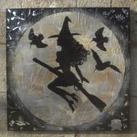 La bécasse: une sorcière stupéfiante