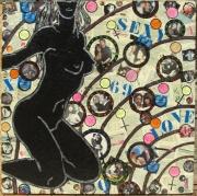 tableau personnages gainsbourg nus femmes moliere : Gainsbourg et les femmes