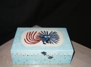 "deco design animaux boite ,a bijoux quotookpikquot h kenojuak ashevak utilitaire et decora : Boite ""Ookpik"""