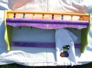 deco design autres etagere arc en ciel decoration : arc en ciel étagère