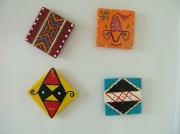 deco design magnet decoration : magnets