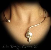 """bijoux : """"Oeil de pyrite"""""""