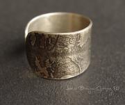 bijoux bague createur argent : Précieuse du Limousin#2