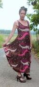 """art textile mode autres mode femme robe : Robe """"Ramures"""""""