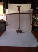 artisanat dart abstrait sculpture vieux outils pont saint esprit france : La justice