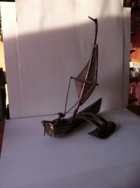La barque camargaise