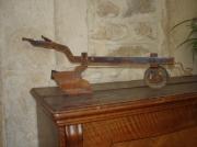 artisanat dart abstrait pont saint esprit gard sculpure metal : la charu