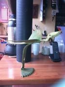 sculpture animaux artiste createur pont saint esprit 30130 : la sigogne
