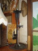 artisanat dart abstrait pont saint esprit gard sculpure metal : le boujoir