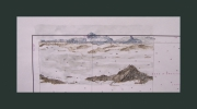 tableau marine site protege carte marine bretagne estran : Le sillon de Talbert 2
