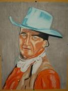 tableau personnages : JOHN  WAYNE