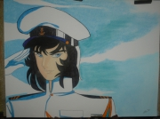 """tableau personnages : MANGA """"le marin"""""""