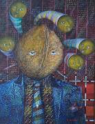 tableau : Autoportrait