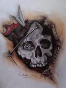 dessin : la mort...