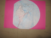 photo marine : une carte