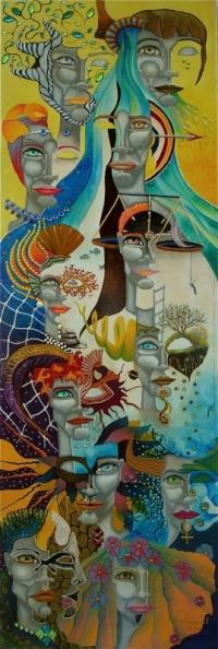 Carnaval des signes (VENDU)