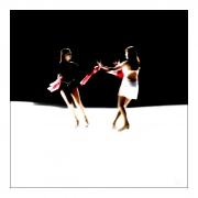 photo scene de genre patinage glace danse : Banquise #5
