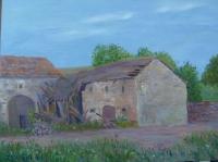 Ruines à Mompach