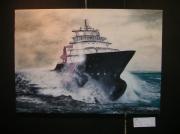 tableau marine : ABEILLE BOURBON