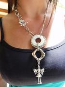 bijoux autres collier bijoux faitmain createur : collier Azilis