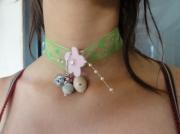 bijoux autres collier bijoux faitmain creation : ras de cou Armelle
