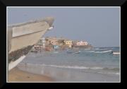 photo plage bateaux : Bord de mer