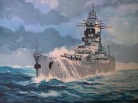 Cuirassé Dunkerque