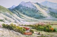 Dans les Balkans