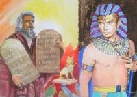 Moïse et Ramsès