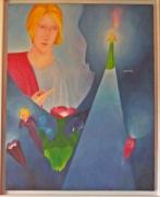 tableau autres mythologie identite contemporain conscience : calice