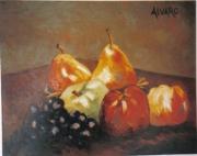 tableau fruits fruits : NATURE MORTE 1