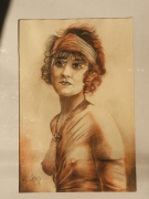 tableau nus : NU 1900